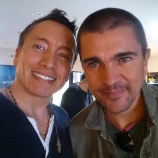 Multi-Grammy Winner Juanes' studio production All Rights Reserved