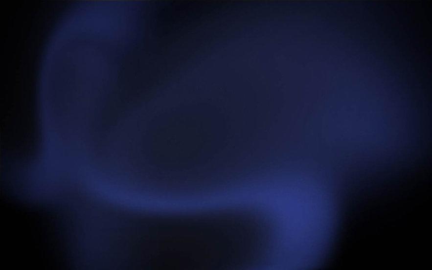 Humo azul