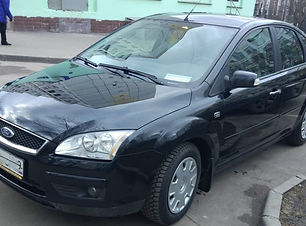 Прокат Форд Фокус в Москве
