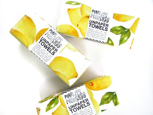 Vintage Lemon UnPaper Towels