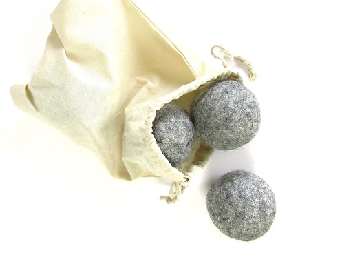 4 Pack of Wool Dryer Balls