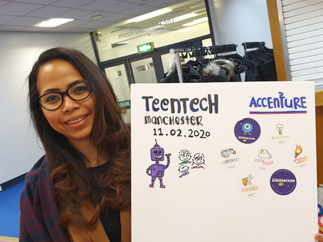 TeenTech Manchester: Encouraging Tomorrow's Innovators