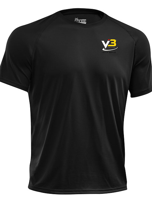 V3 Transportation - Under Armour Shirt Black