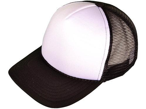 V3 Transportation - Black Trucker Hat
