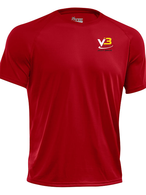V3 Red Under Armour
