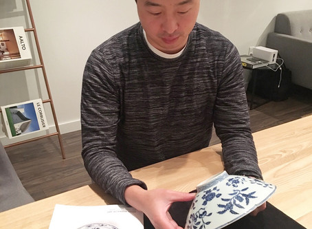 August/September Asian Art Updates with Anthony Wu - Boston trip, the record-setting 'Stanley Fi