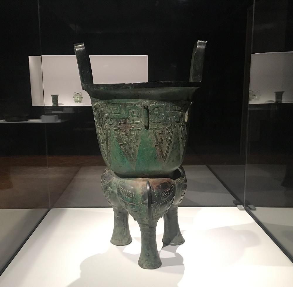 Steamer (Yan), Late Shang Dynasty (circa 1250-1046 BC)