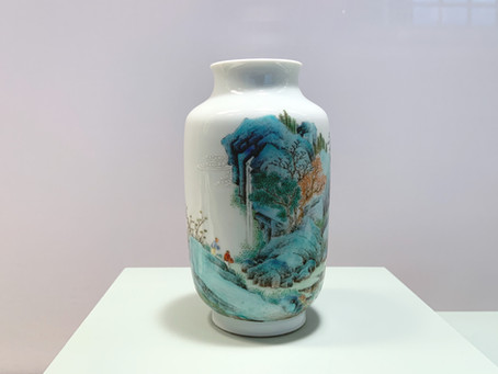 Amazing Chinese Porcelain Highlights in Boston and Worcester