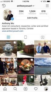 Anthony Wu Art Instagram Page