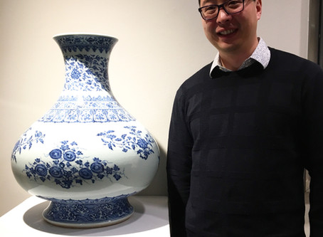 Summer News and Chinese Art Highlights from the Spring of 2019! Buddhist Bronzes and Lots of Blue an