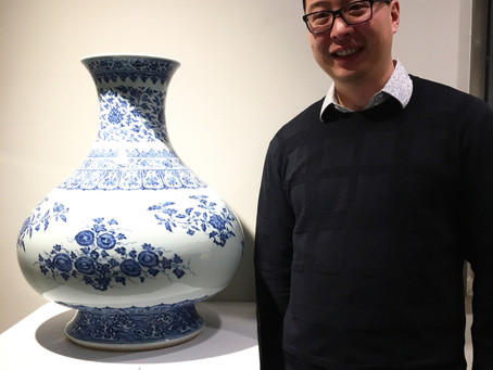 Summer News and Chinese Art Highlights from the Spring of 2019!