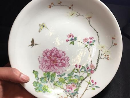 Asian Art in London – Museum Treasures, Yongzheng Porcelain and Sumo Cats