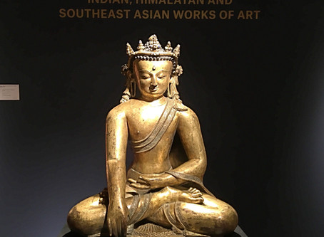 Strong Start to the Fall Asian Art Auction Season - Featuring Bronzes, Porcelain and Monkeys