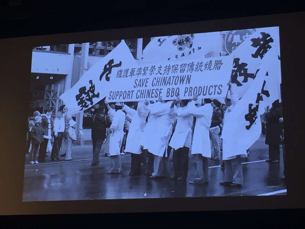 Changing of Vancovuer's China town in the 1960's by Tyler Russell of Centre A