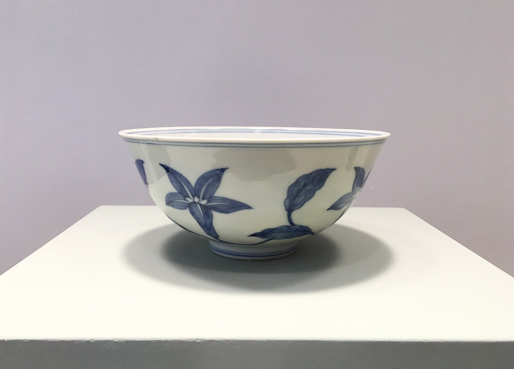 Chenghua Blue and White Palace Bowl