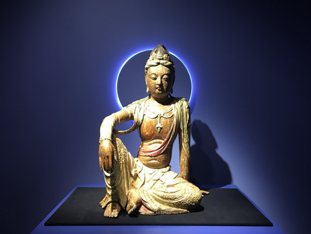 Late Spring Chinese Art Highlights in Hong Kong - Porcelain, Buddhas and Jades