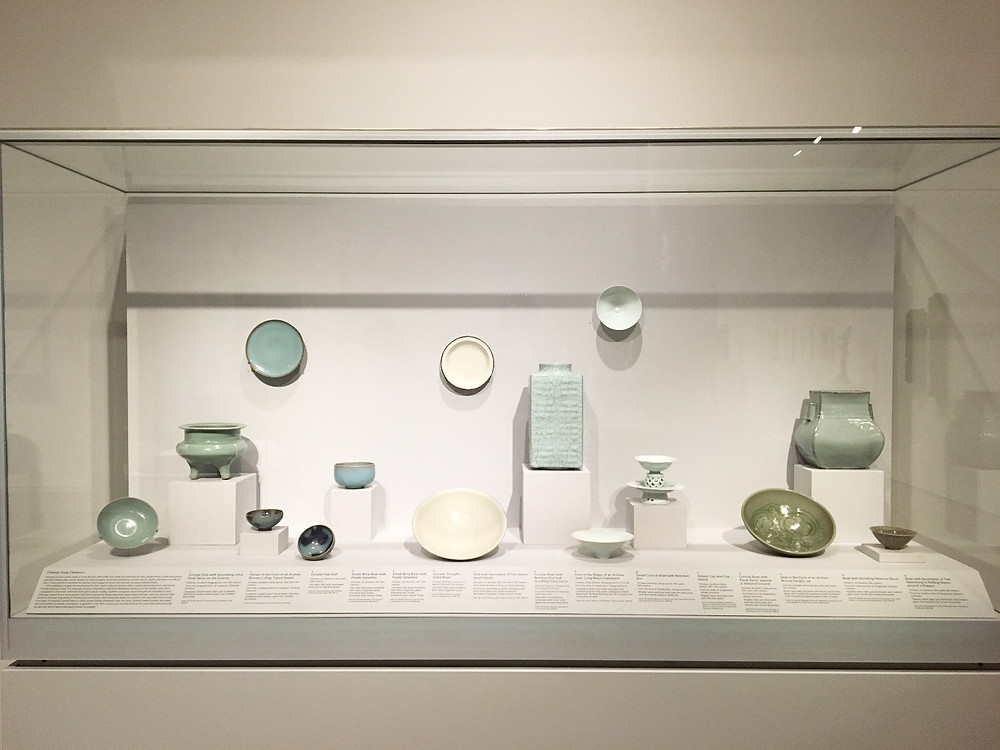 Group of Song Ceramics