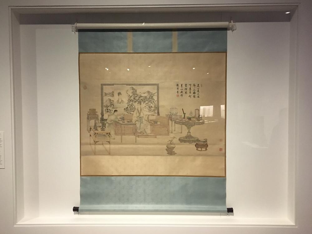 Anonymous,Portrait of the Qianlong Emperor (1736-1795)