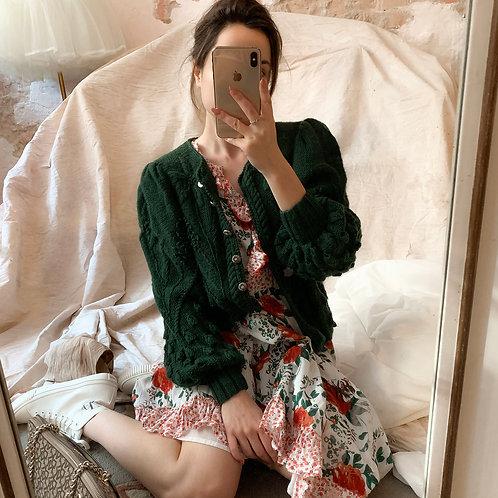 Green handmade