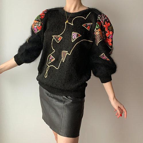 Art deco sweater