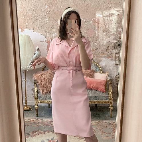 Ołówkowa pink