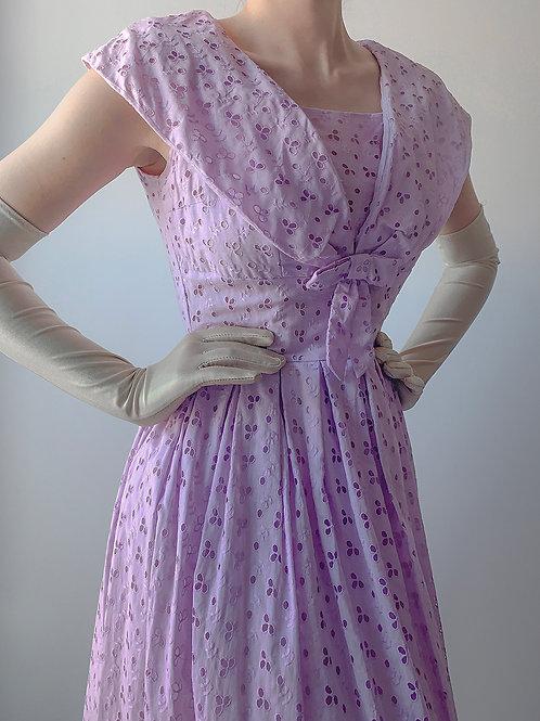 Pastel dress 1960s