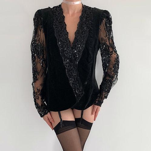 Haute Couture black
