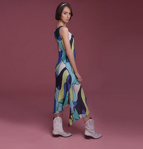 Sukienka Pop art