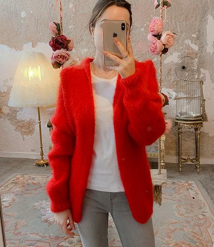 Red handmade