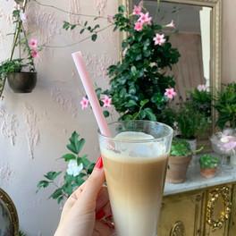 Podajemy Caffe latte
