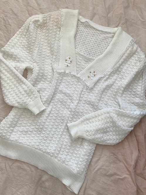 White retro