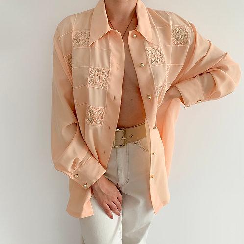 Peach beige