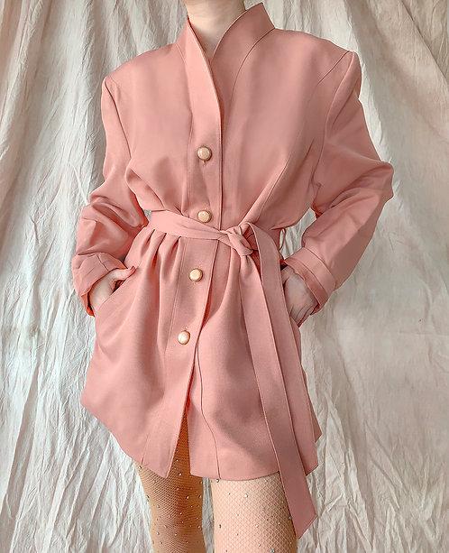Vintage nude-pink jacket