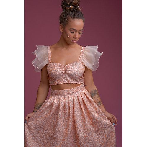 Flower little dress