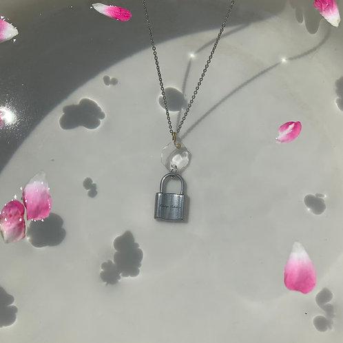 Simple cristal silver