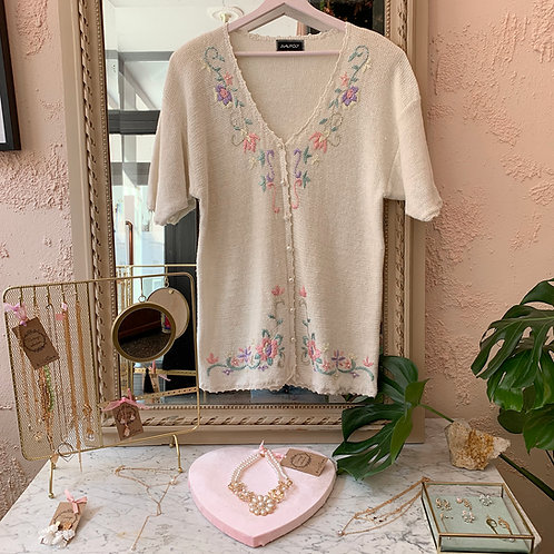 Bawełna haft