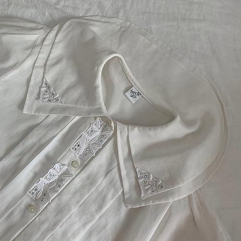 Cotton collar