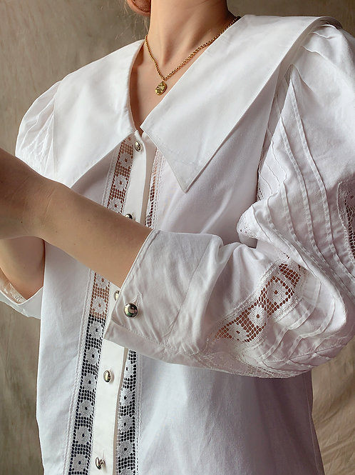 White shirt 1930