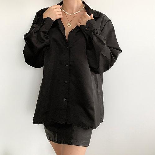 Black oversize