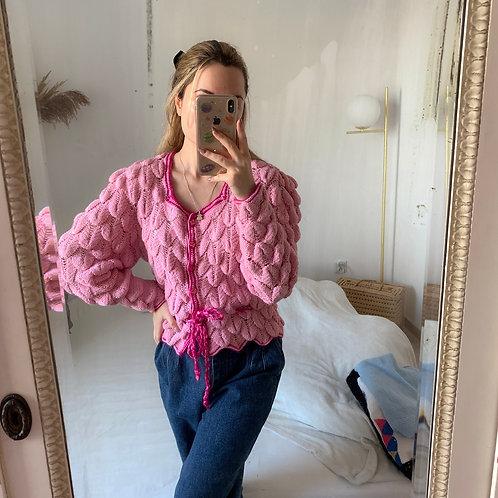 Pink handmade