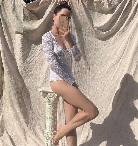 Dream lace-white II