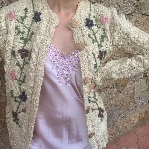Wool flora