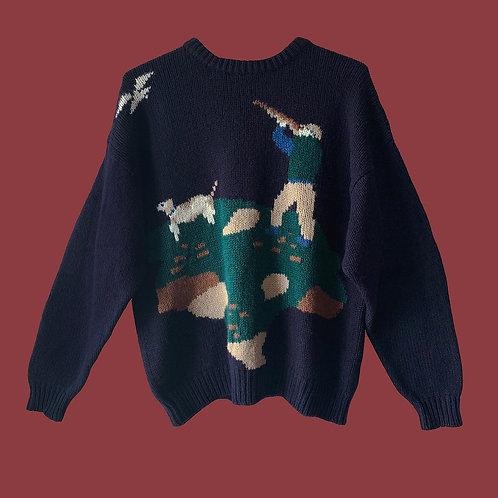Shetland wool vintage