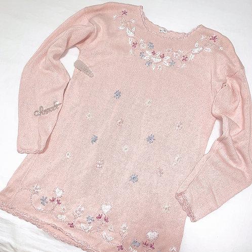 Pastel flower pink