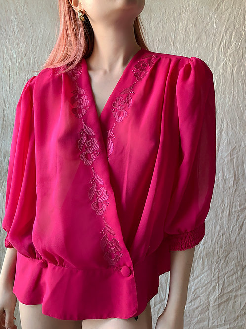 FuksjaV blouse