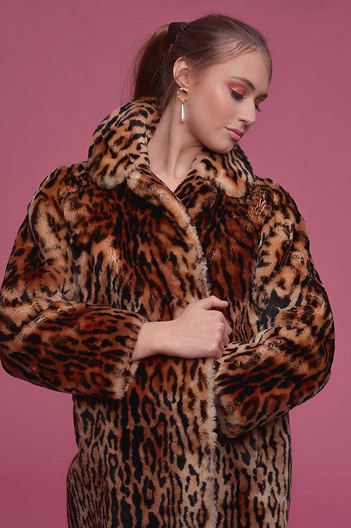 Futerko eko. leopard