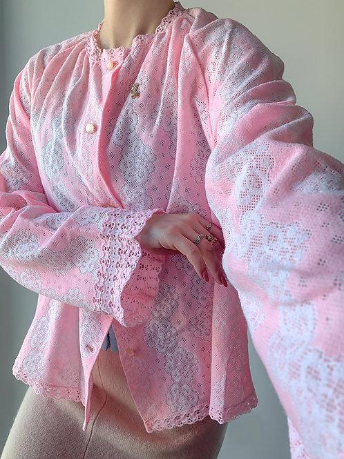 Pinkcardigan