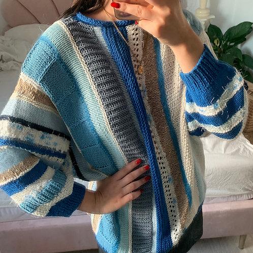 Handmade - I love blue