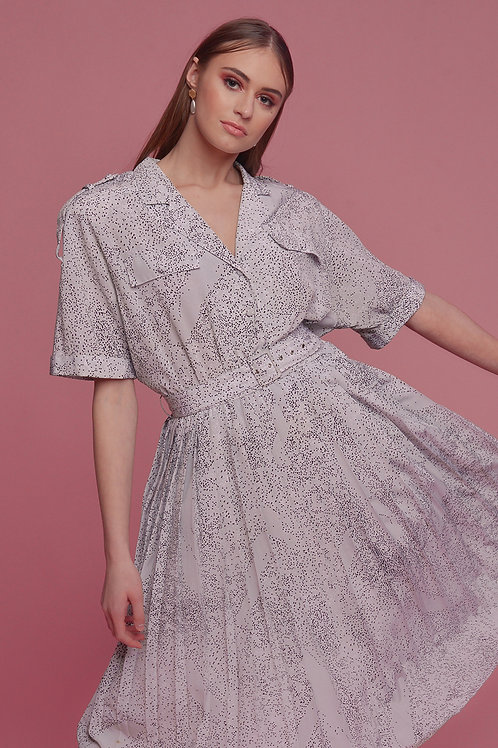 Retro sukienka