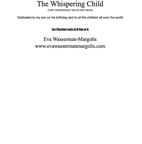 The Whispering Child   (PDF)